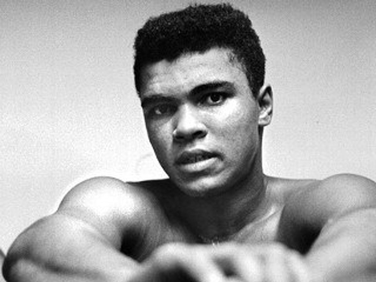 10 Muhammad Ali Quotes To Live By