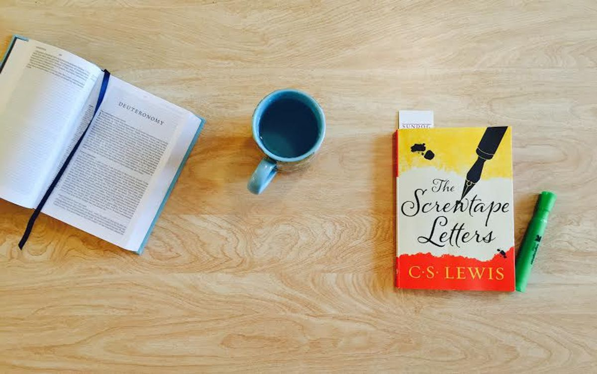 "The Deepest Thing I Ever Read: C.S. Lewis' ""The Screwtape Letters"""