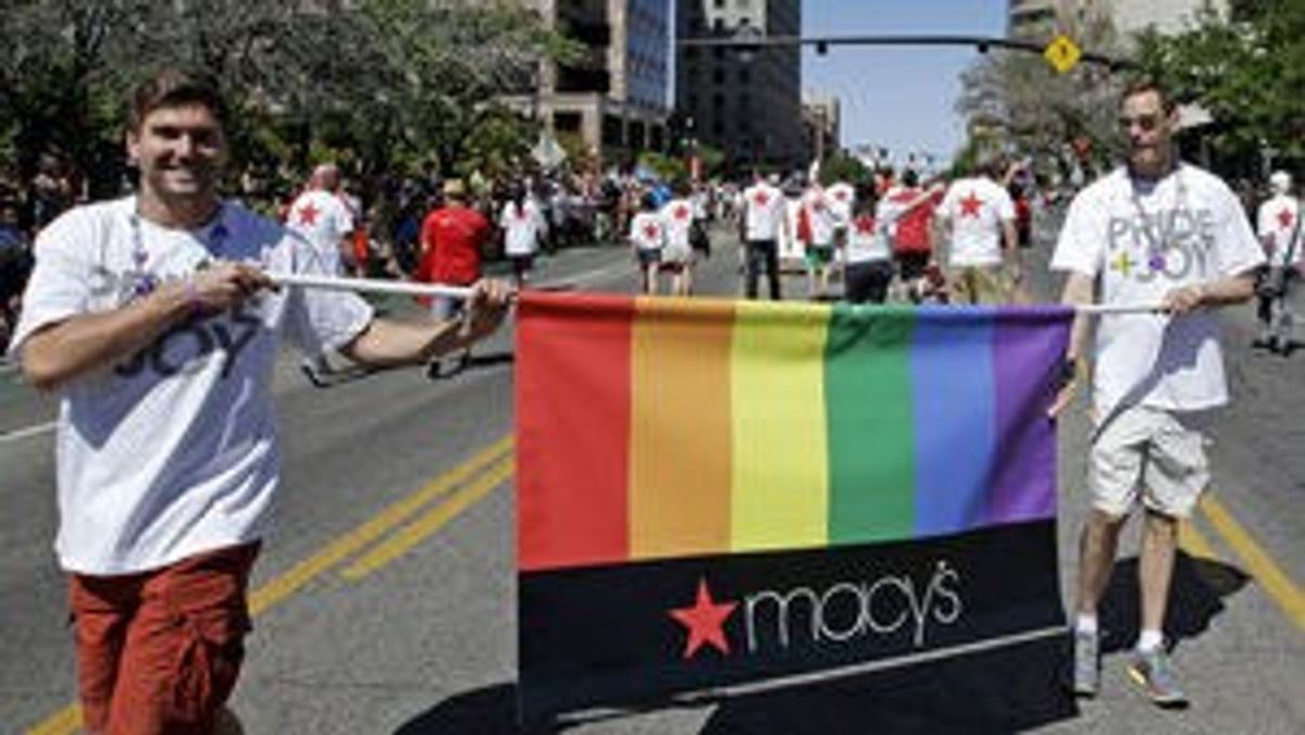 The Business of Pride: The Problem With Pink Capitalism