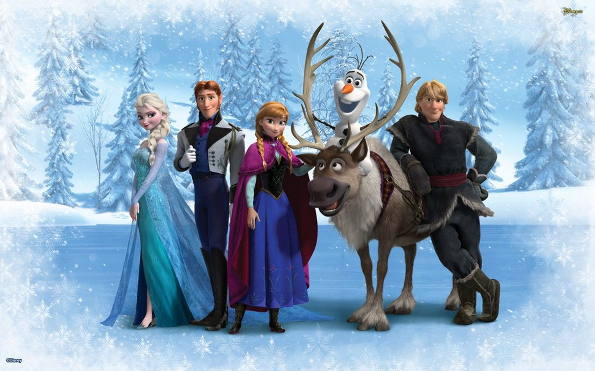 Could 'Frozen' Be Disney's Worst Animated Film?