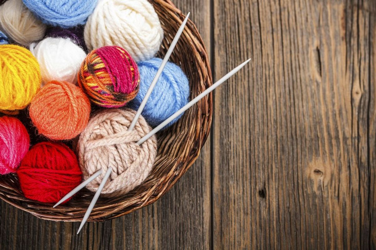 Why Knitting Is A Worthwhile Hobby