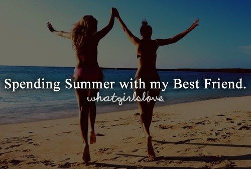 6 Summer Bucket List Ideas With Your Best Friend