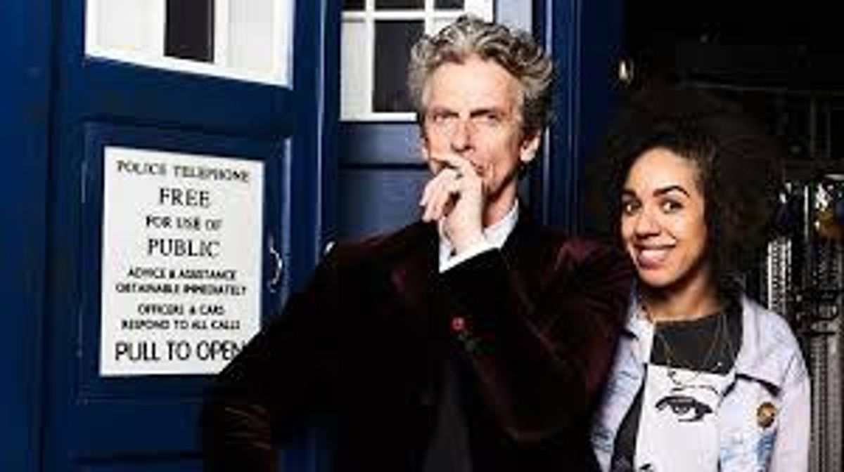 Why I'm Nervous About the Second Black Companion on 'Doctor Who'