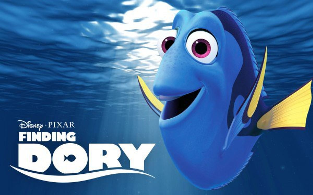 5 Facts You Need To Know About 'Finding Dory'