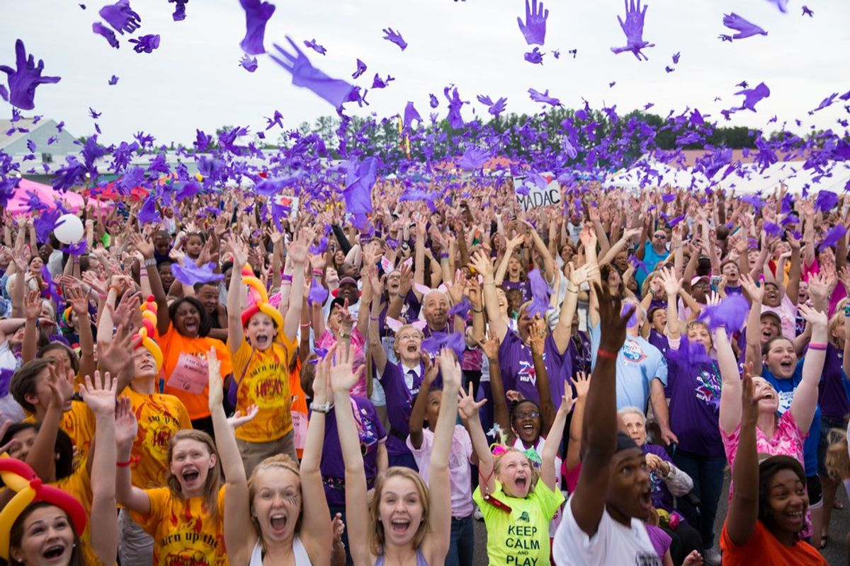 6 Reasons Why You Should Fight Cancer And Participate In Relay For Life