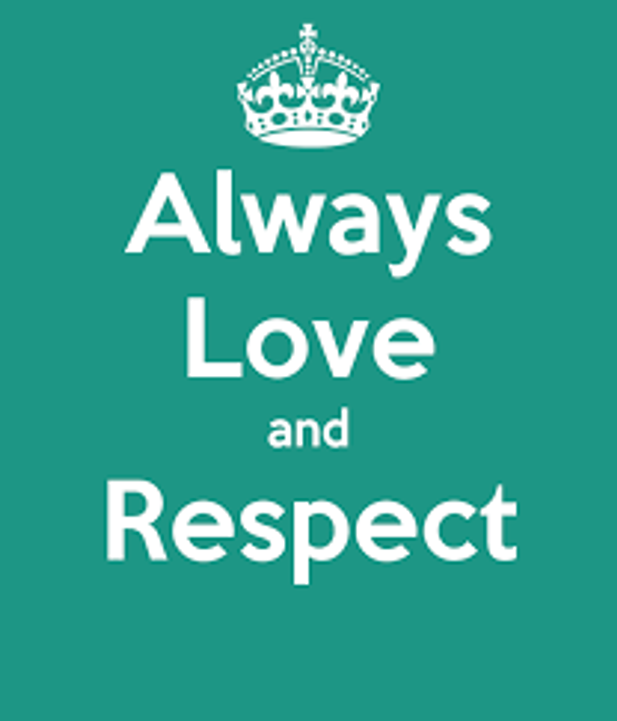 Love And Respect: Are They The Same Thing?
