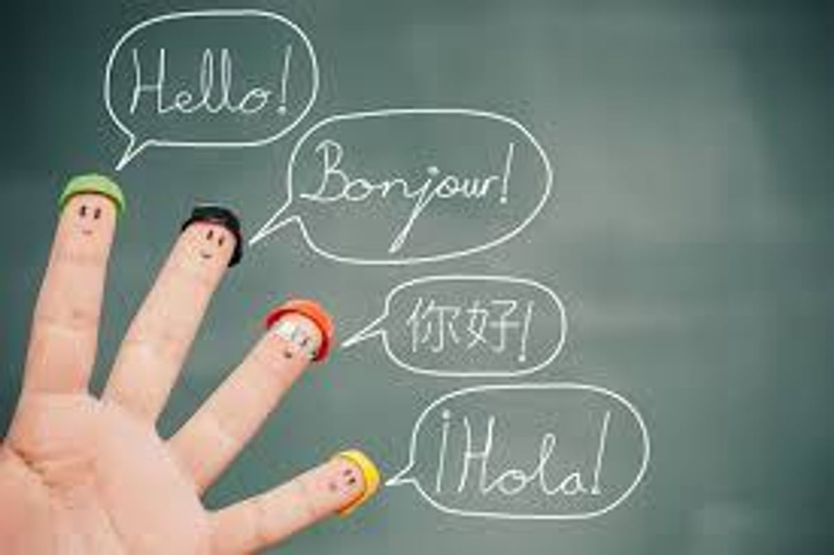 The Importance Of Multilingualism In Today's Society