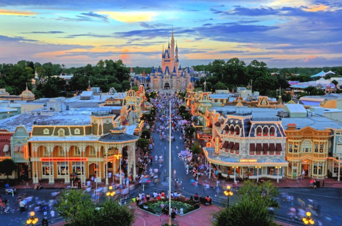 10 Things You Have To Do When You Go To Disney World