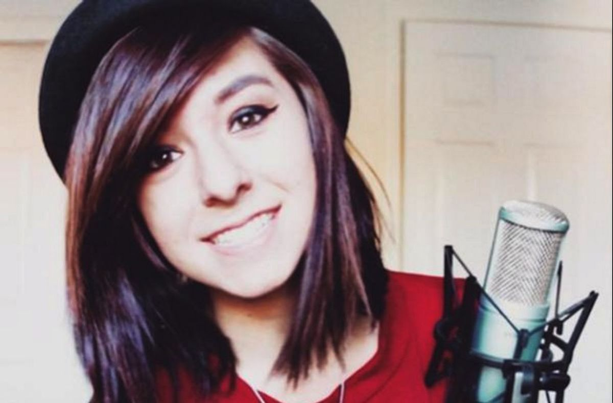 Why My Heart Broke Over Christina Grimmie's Death