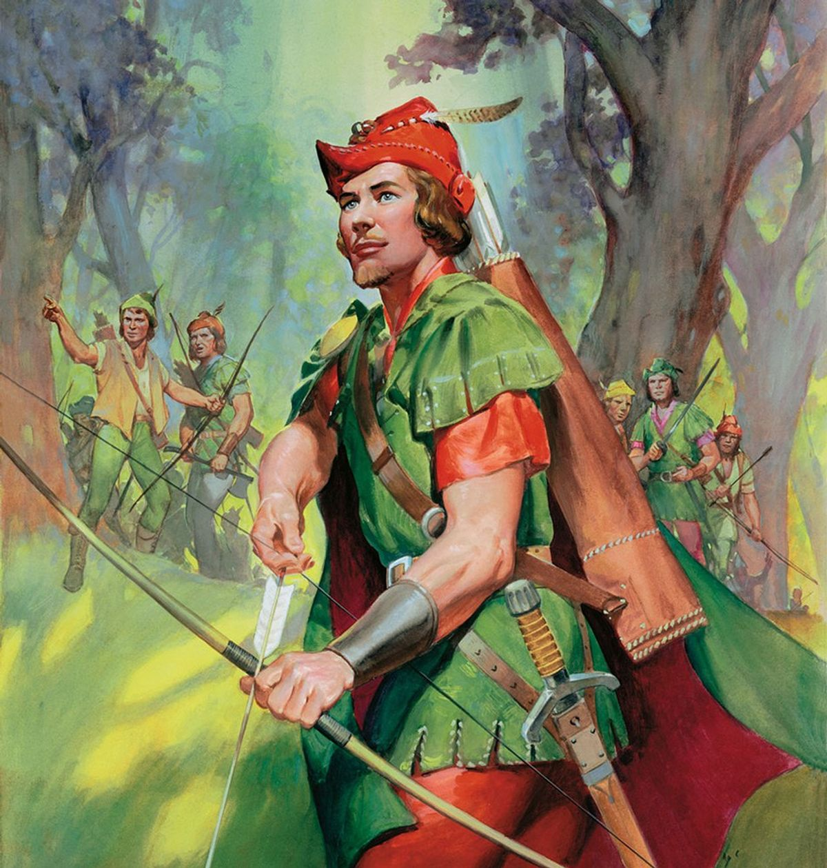Why Robin Hood's Story Is Hard To Believe