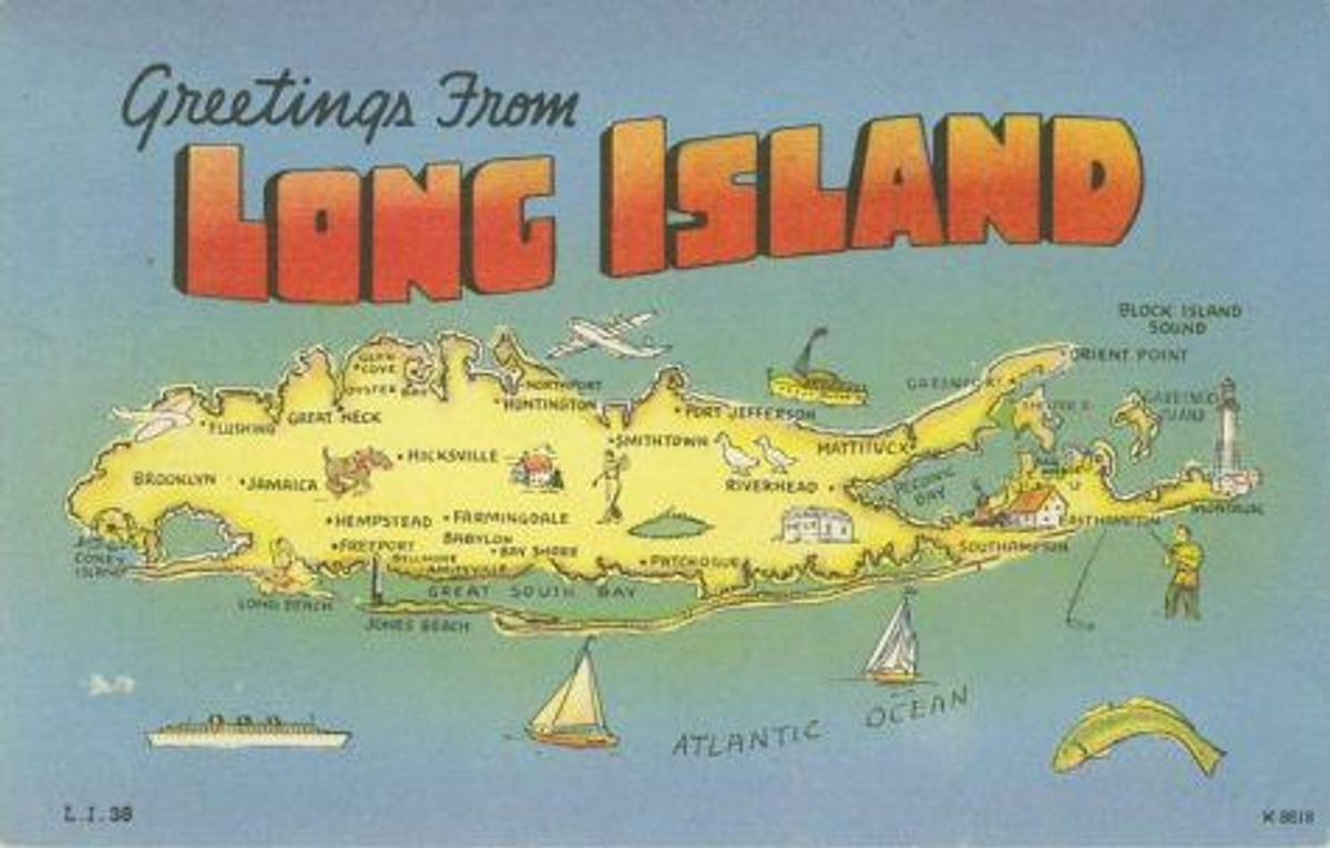 Interesting Facts About Long Island