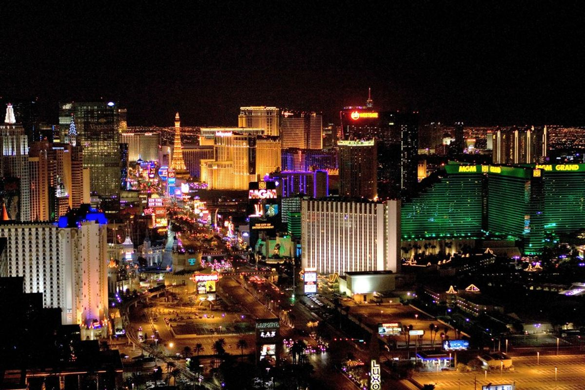 13 Things To Expect When You Go To Vegas For Your 21st Birthday