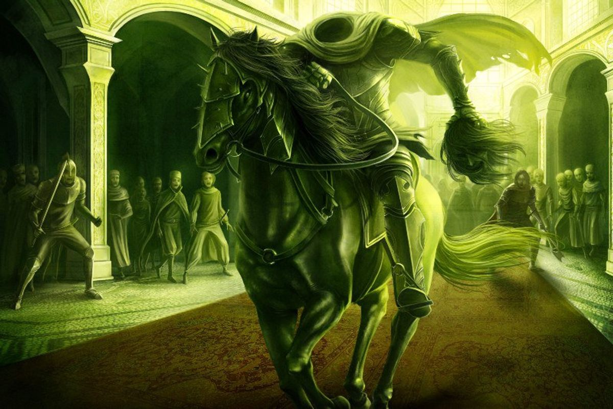 Significance of Journey: Sir Gawain and The Green Knight