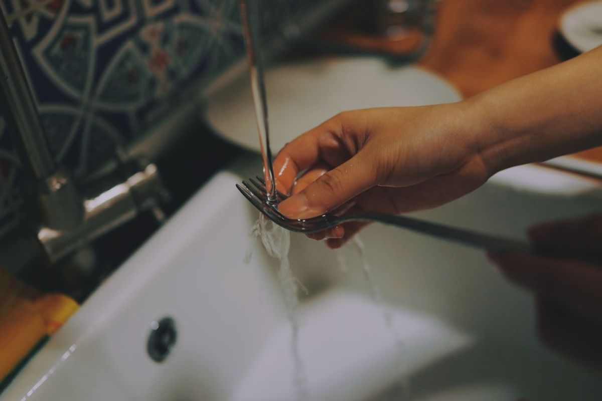 How Chores Made Me A Better Person
