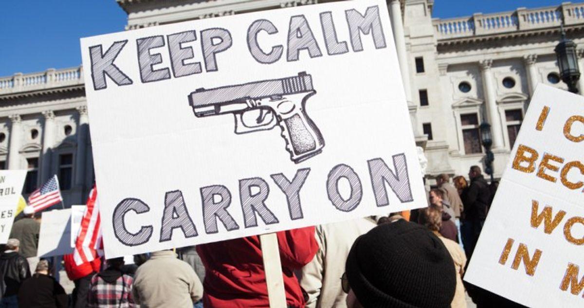 A Pro-Gun Liberal Is Not An Oxymoron