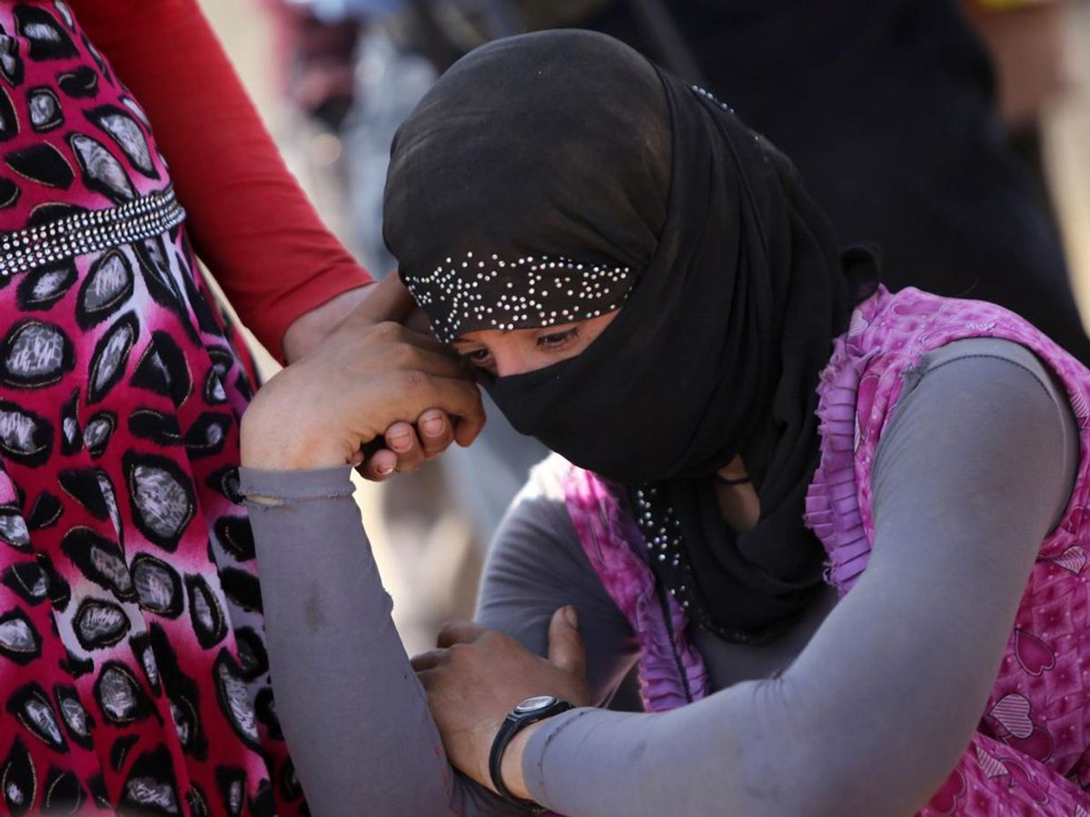 19 Yazidi Women Were Burned to Death By ISIS