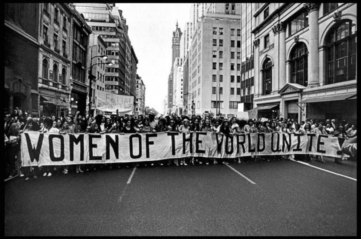 Feminism Isn't Dead: Why I Continue To Be Unapologetically Feminist