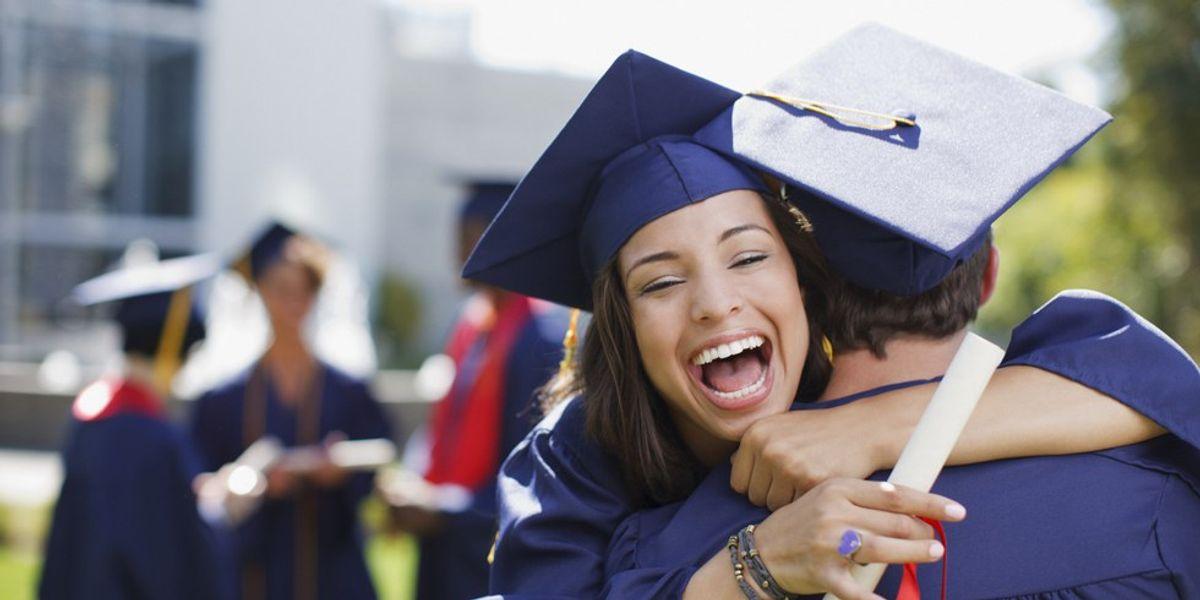 Graduating High School Is Not A Big Deal