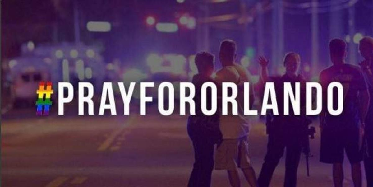 Thoughts on the Orlando Massacre