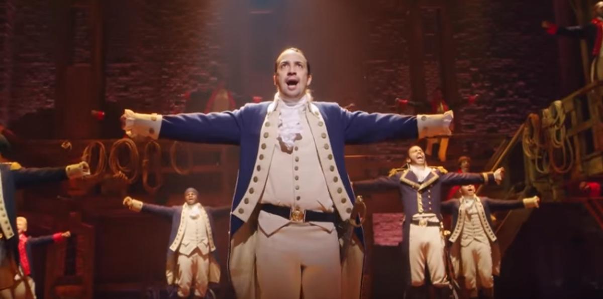 Hamilton Musical Wins Tony Awards, And That's Important