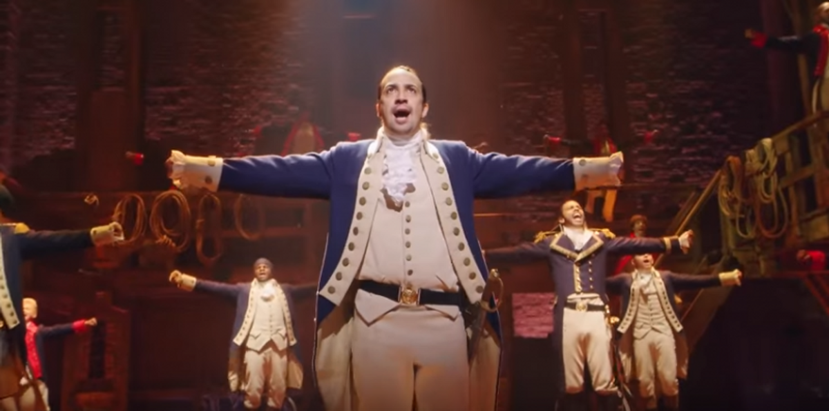 Hamilton Musical Wins Tony Awards, And That's Important