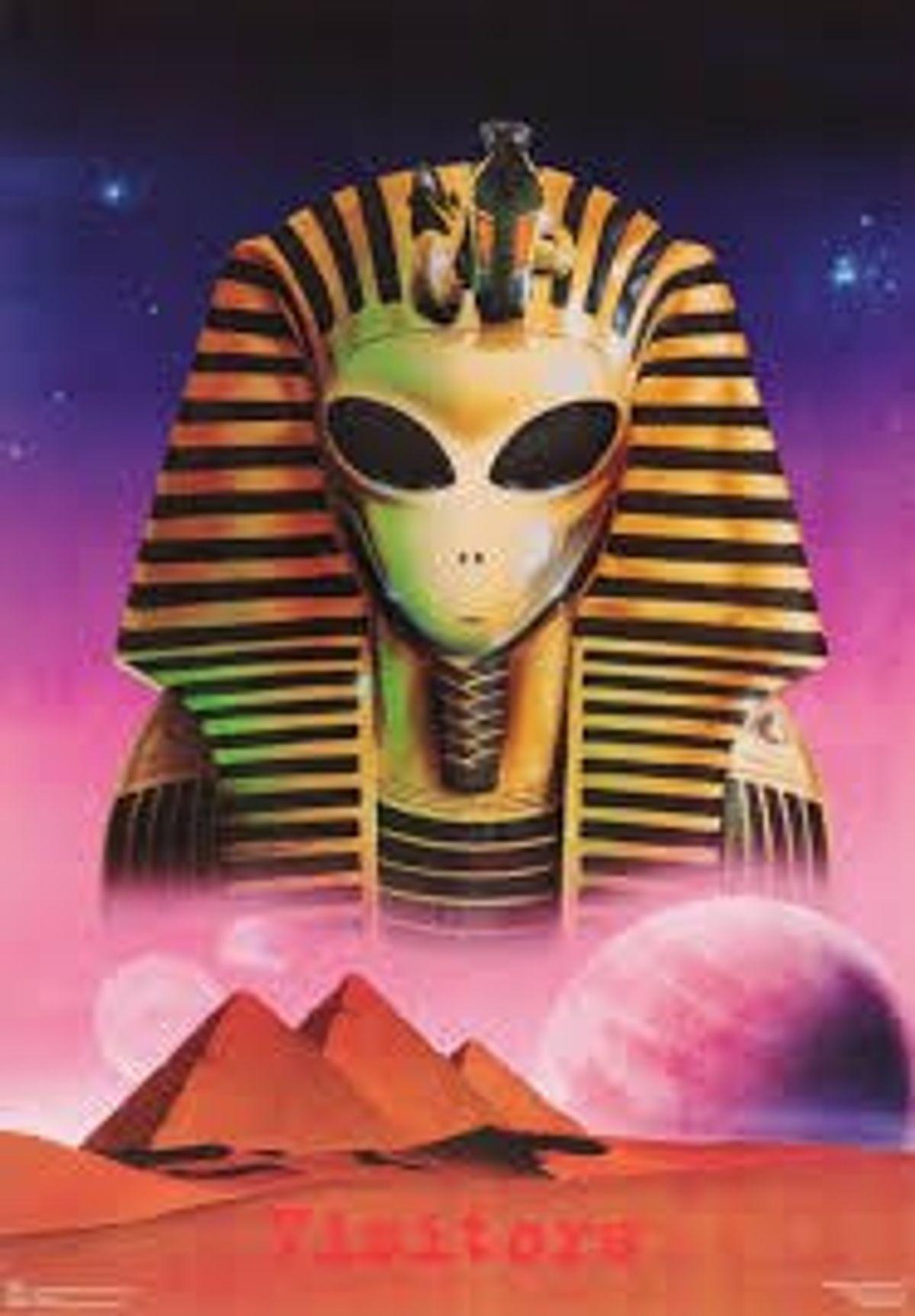 King Tut: Extraterrestrial