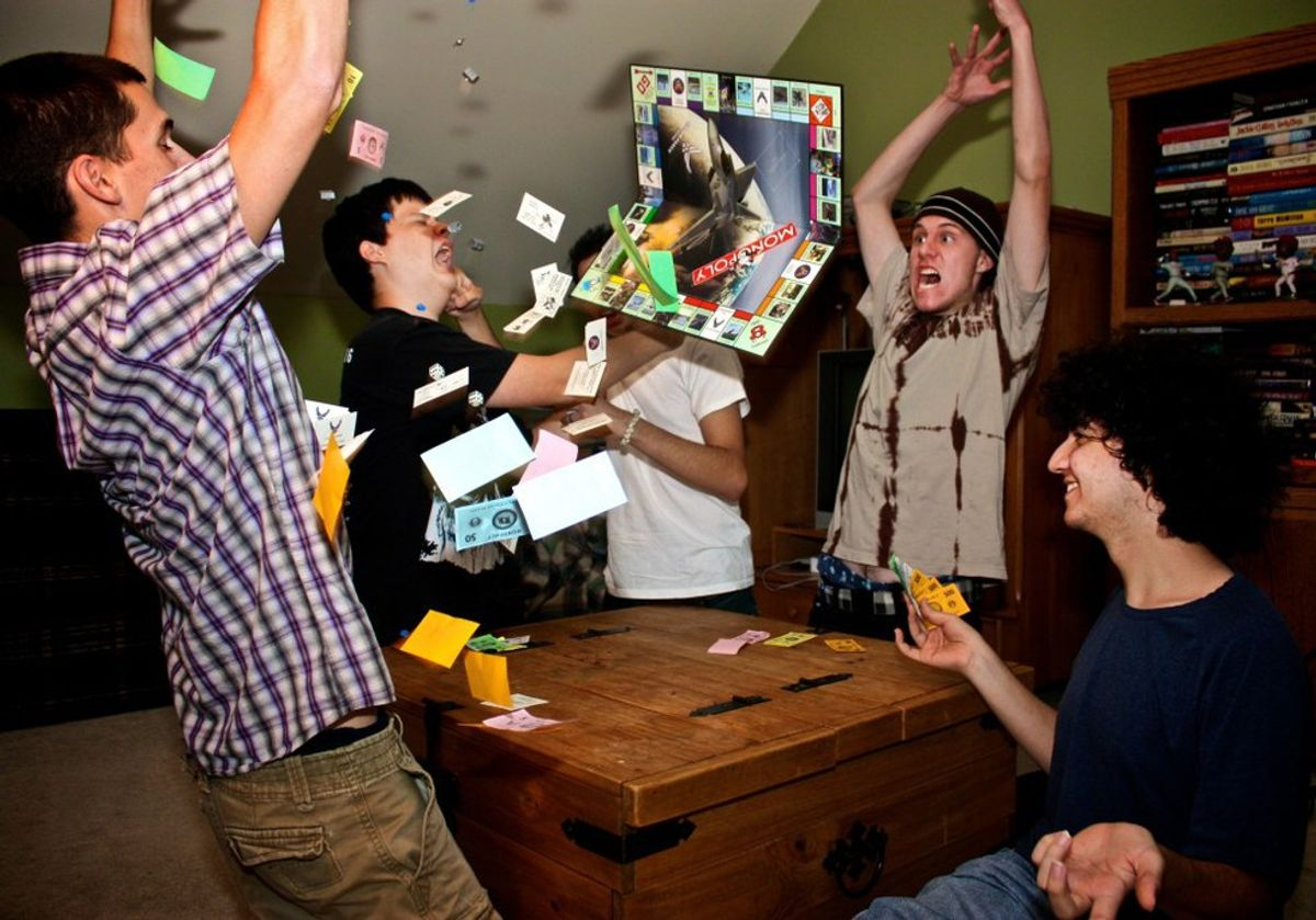6 Perfect Party Games for College Students