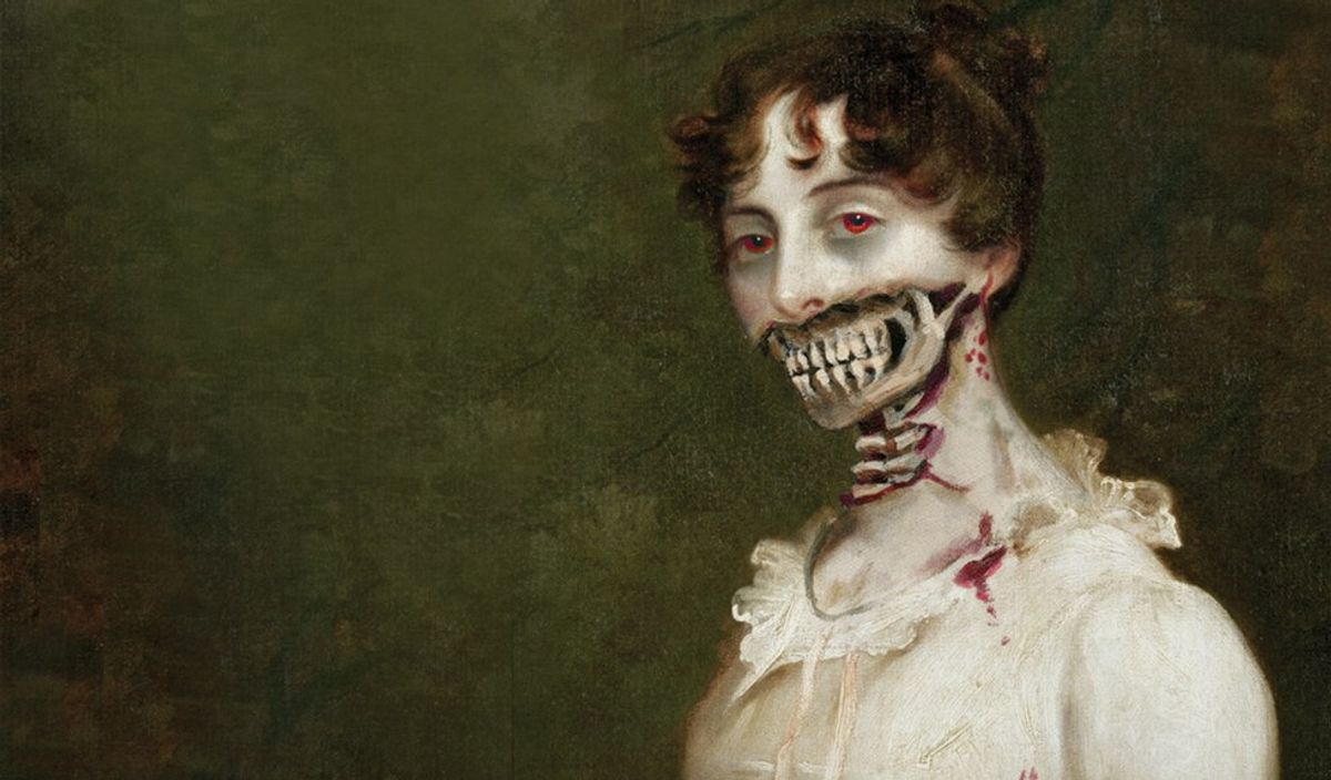 Pride and Prejudice And... Zombies?