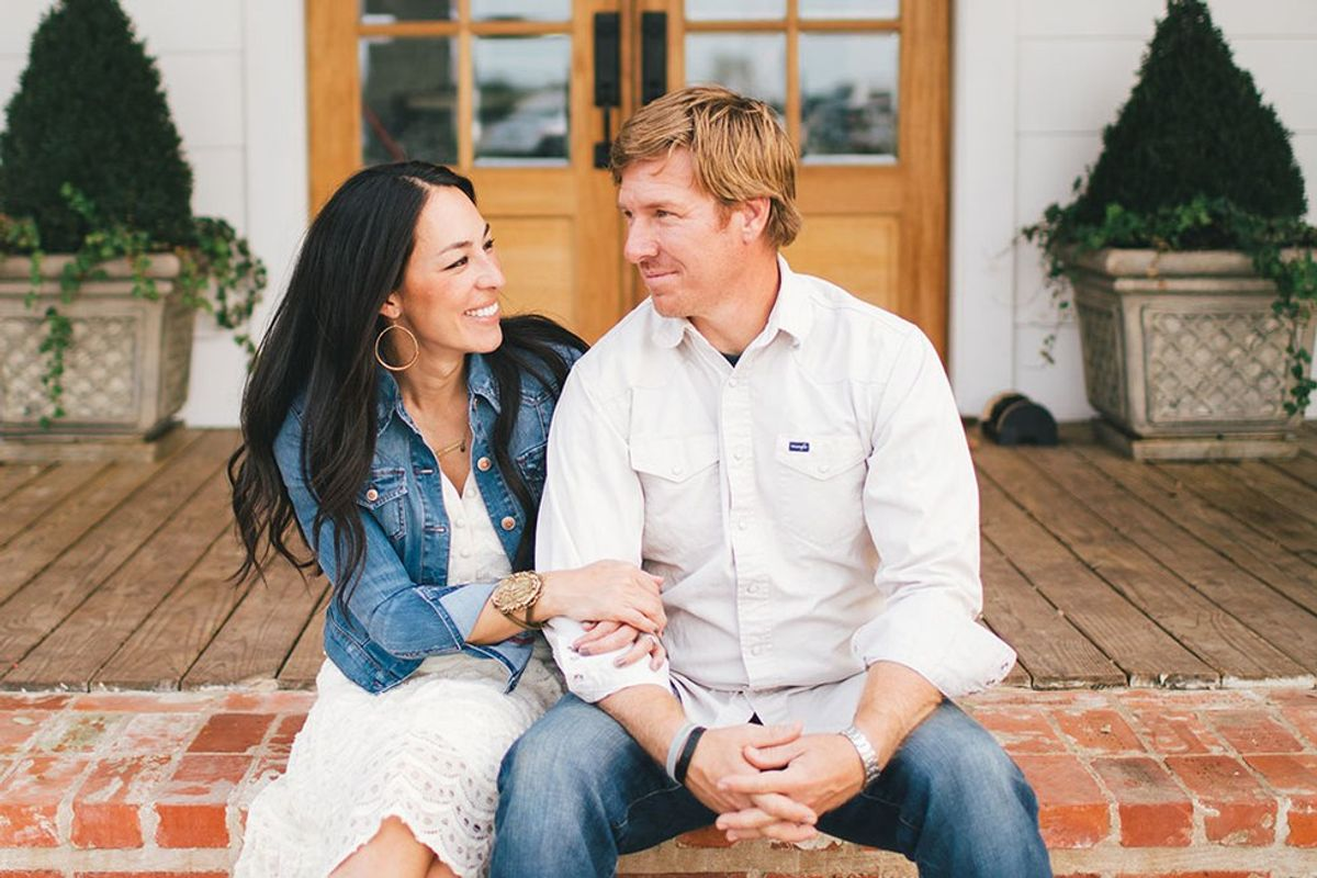 10 Signs You're Obsessed With HGTV's 'Fixer Upper'