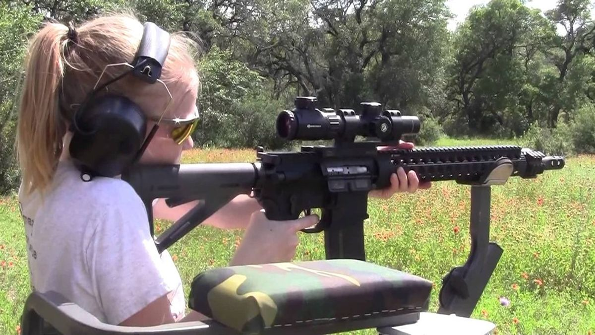 Let's Talk About The AR-15