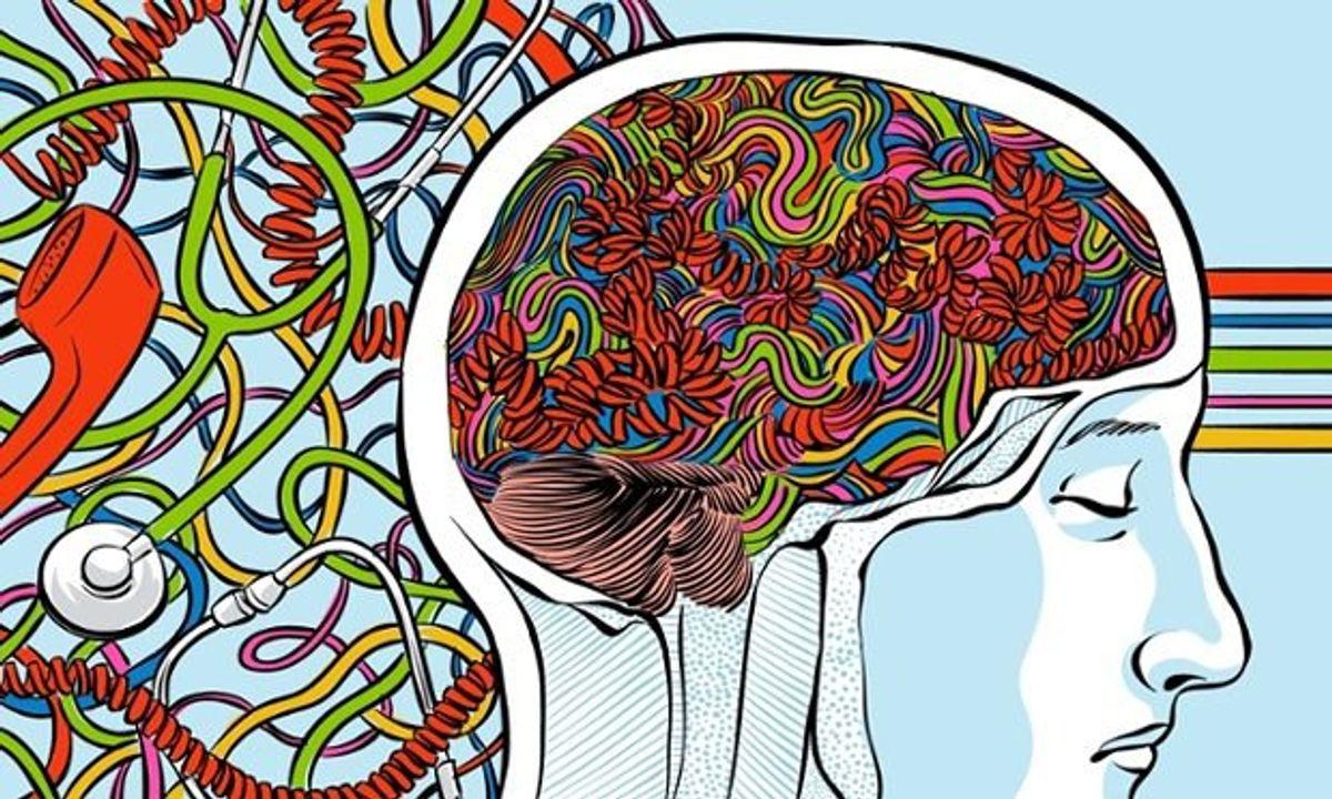 It's Time To Erase The Mental Health Stigma
