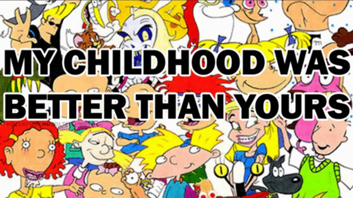 11 Things That 90s Kids Miss About Their Childhood