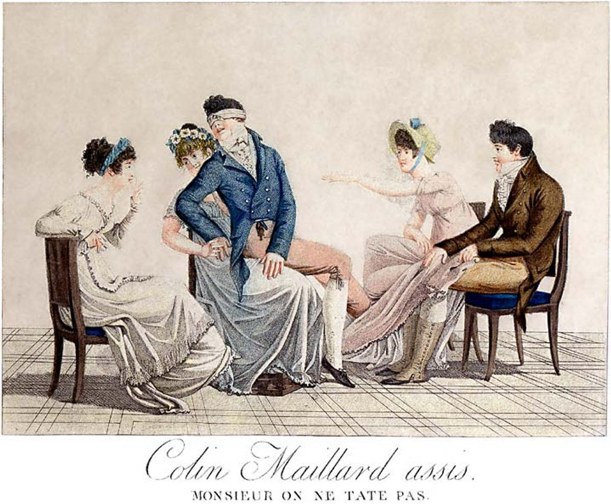 15 Parlor Games For The Sexually Frustrated Victorian In You