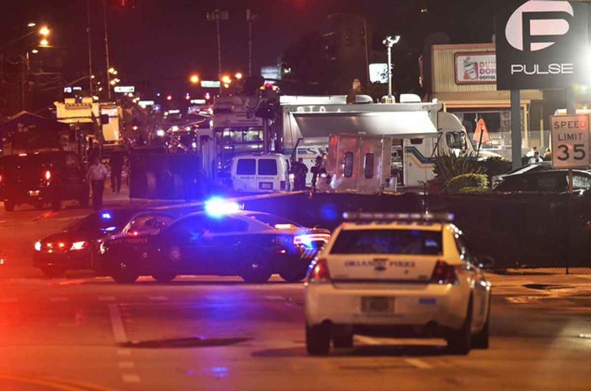 Orlando's Darkest Hour
