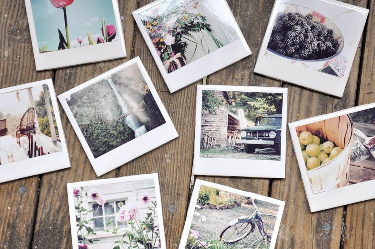 What My Polaroid Camera Taught Me