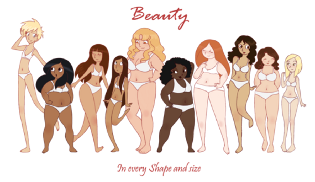 Body Positivity: A Guide To Having Confidence