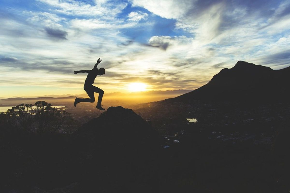 5 Reasons to Take a Leap of Faith