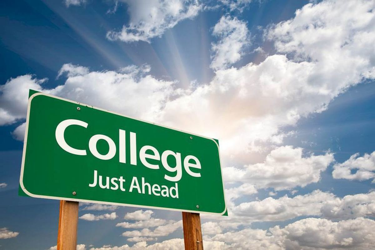 The Truth About Going Away to College For The First Time