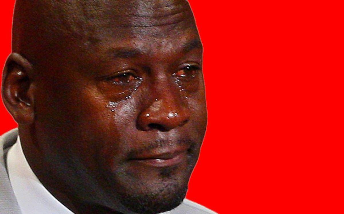 The Story Behind An Internet Sensation: The Crying Jordan Meme