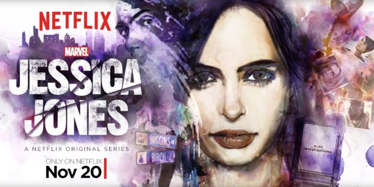 10 Important Life Lessons To Be Learned From Marvel's 'Jessica Jones'