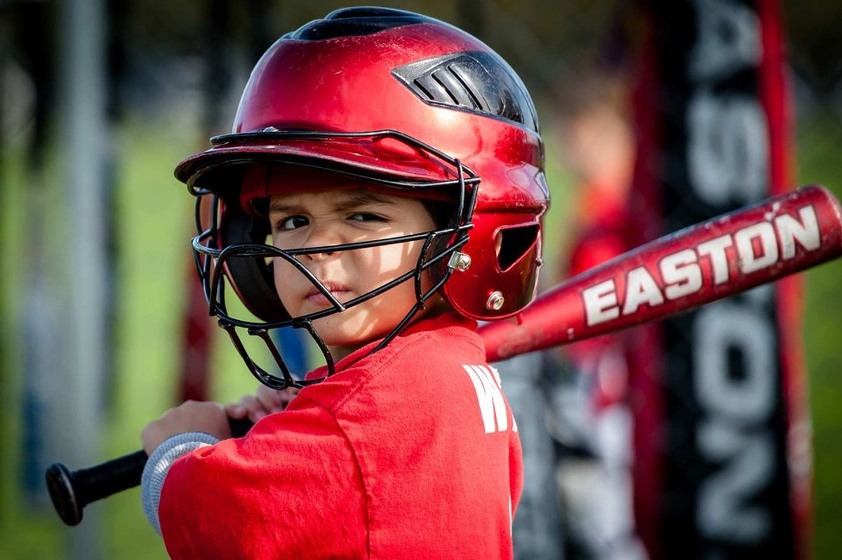 Lessons My Brother's Little League Team Taught Me