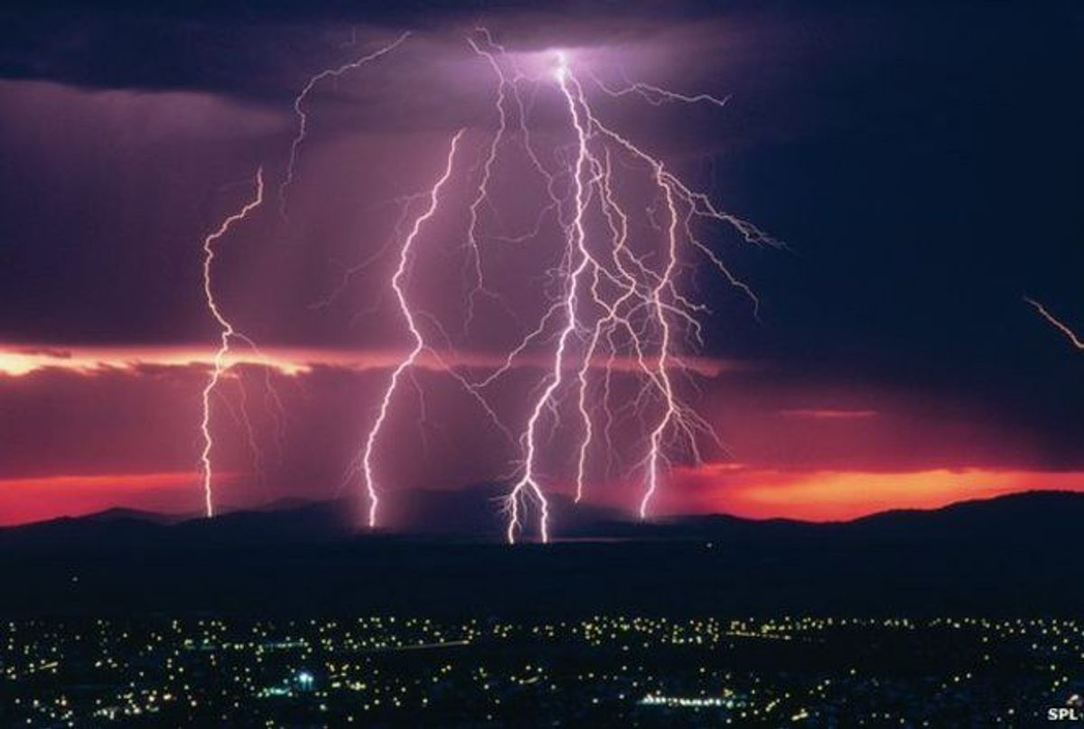 Why The Storms Are Necessary