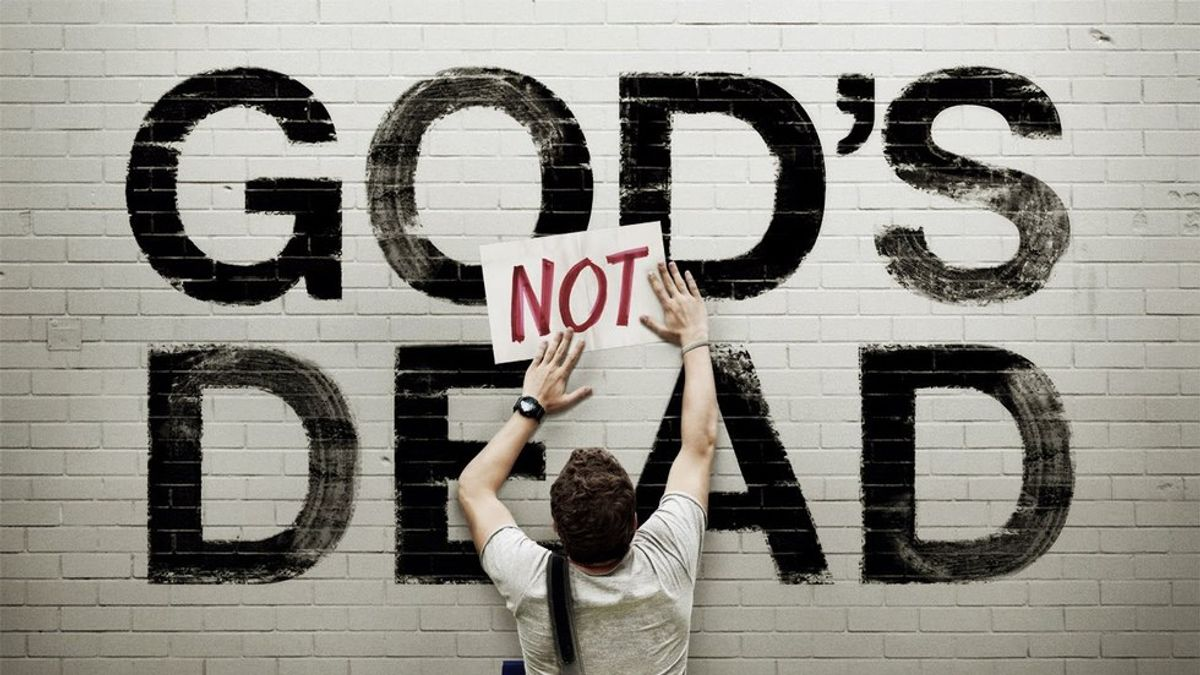 6 Major Problems With Christian Movies