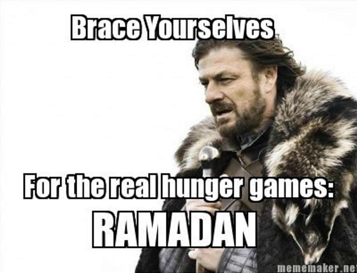 Top 5 Questions Muslims Get Asked About Ramadan