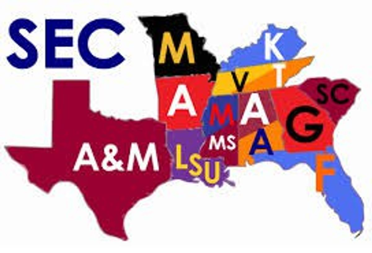 Power Rank: Top Greek Systems In The SEC