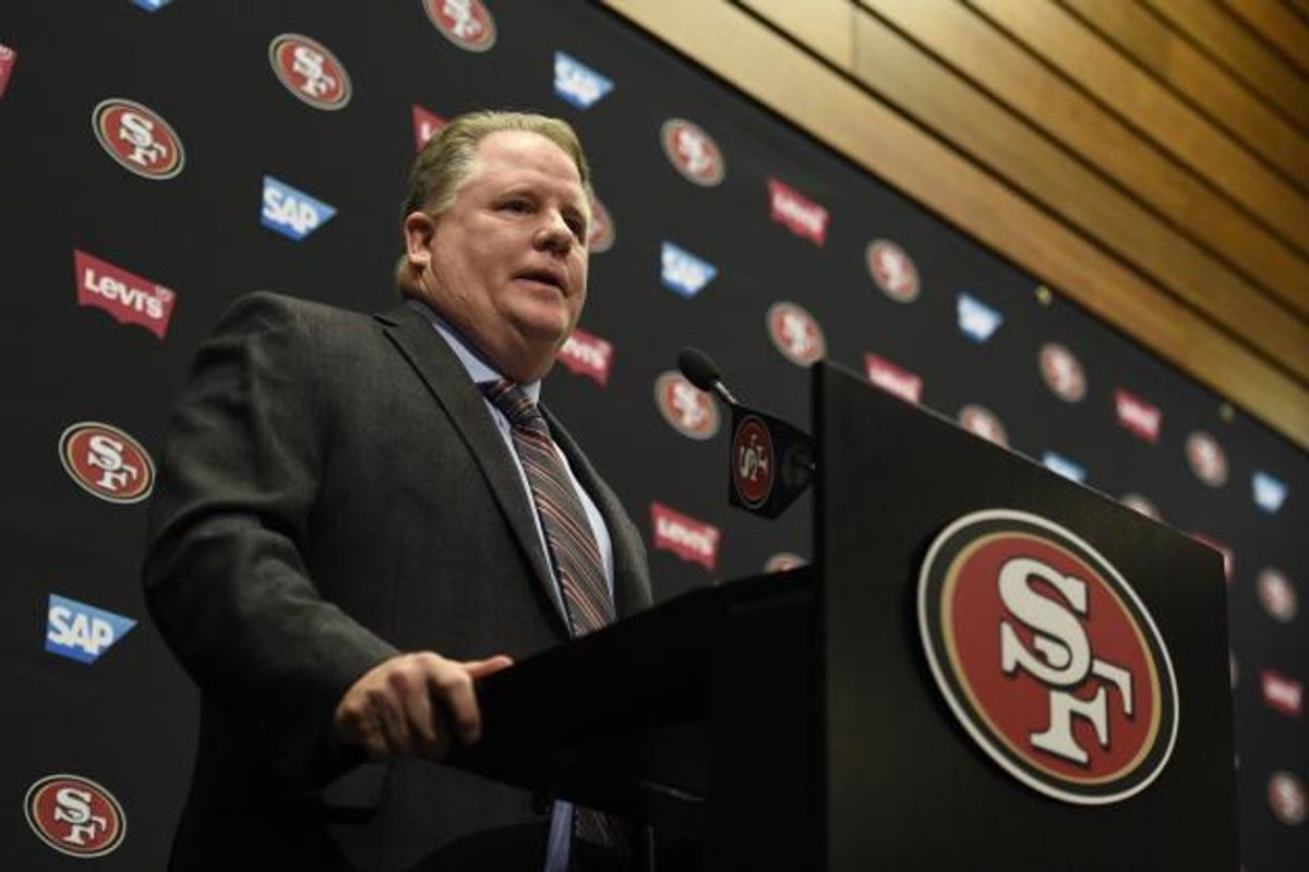 Chip Kelly And The 49ers Chance To Redefine Their Legacy