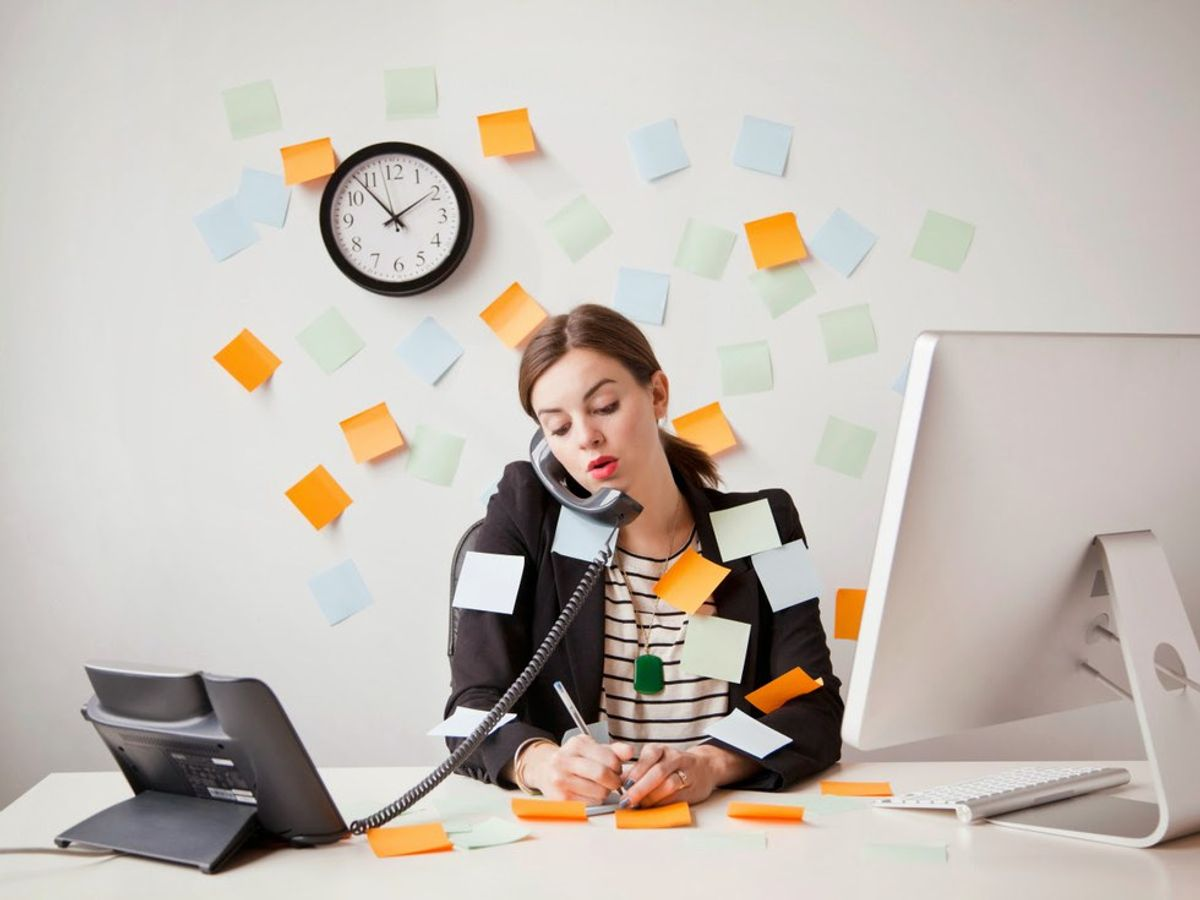 5 Things That You Will Relate to if You Work A Lot