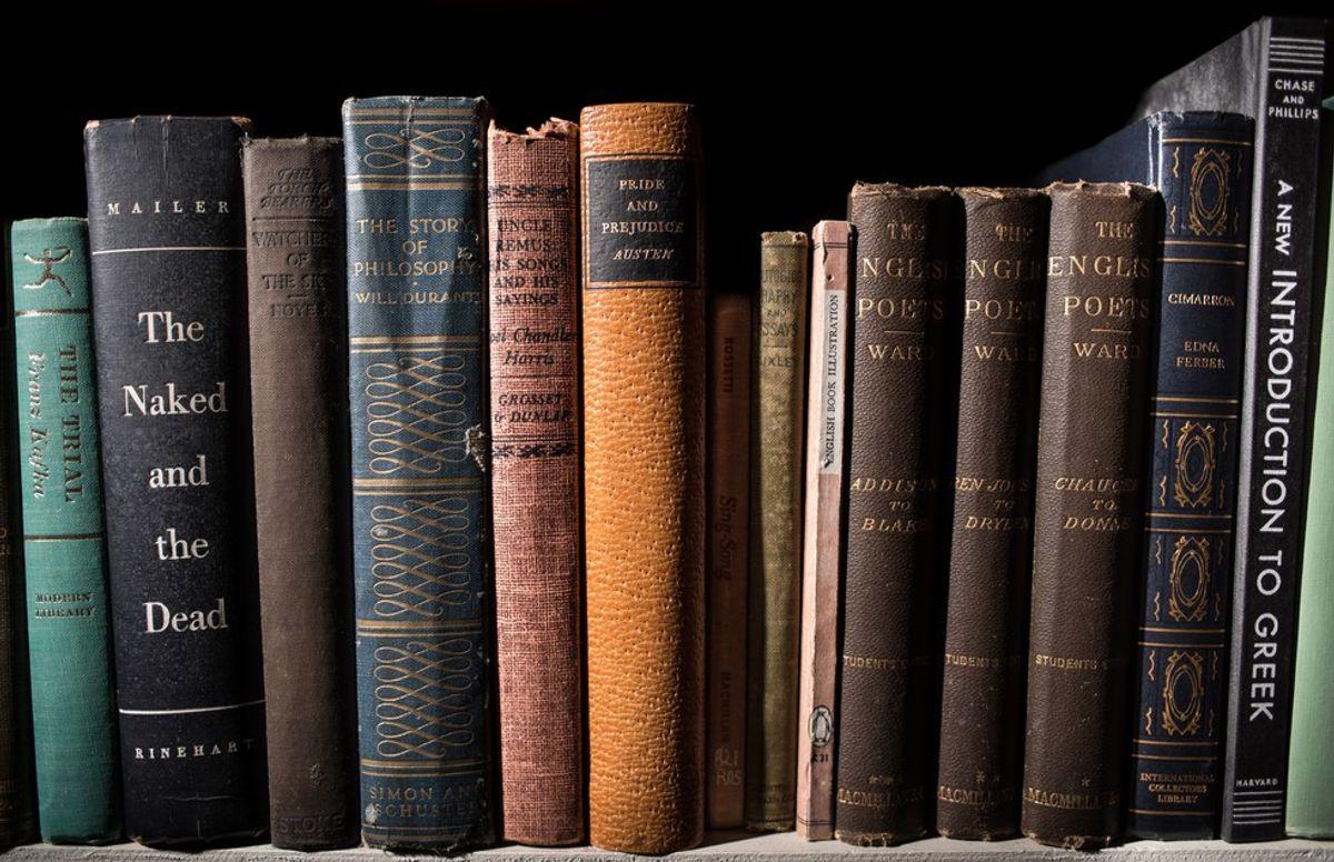 Spotlight On Open Books Bookstore: Prison Book Project