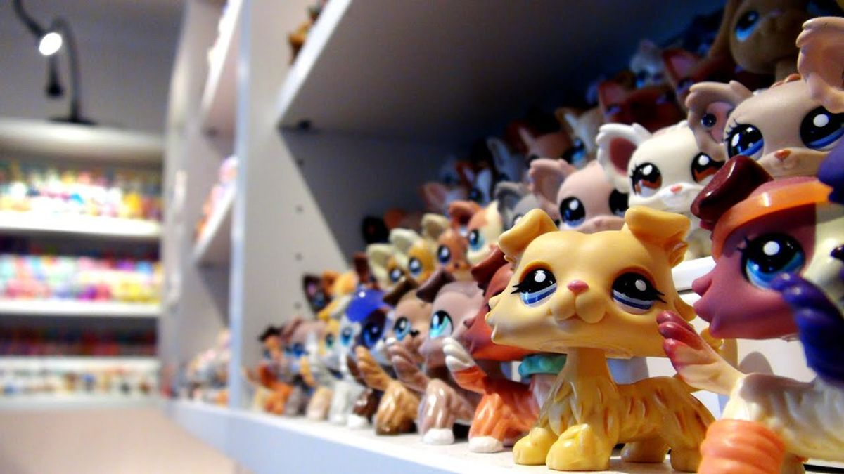 10 Toys You HAD To Collect All Of Growing Up In The Early 2000's