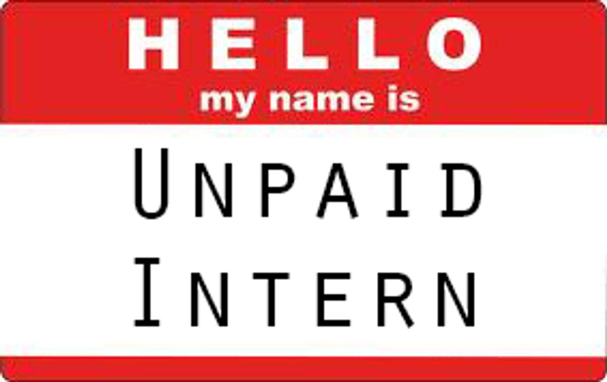 Why I Took The Unpaid Internship